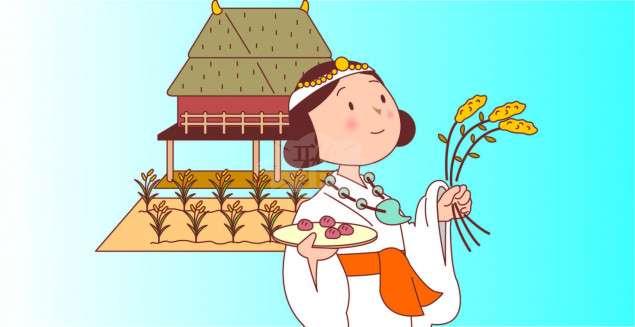 喪服は白!服喪期間は3年?!魏志倭人伝から日本最古のお葬式を ...