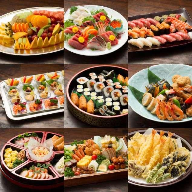 <strong>通夜料理</strong><br>各種仕出し提供、アルコール、ソフトドリンク等のご要望を承っております。