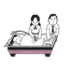 <strong>湯灌なし</strong><br>清拭他、湯灌の儀一式は省略となります。