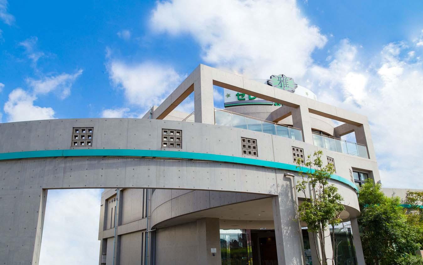 本社ホール(幕張本郷